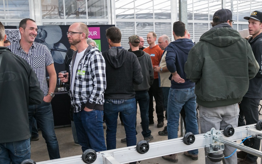 Grower Meet and Greet Picture #21